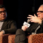 Eugene Hernandez interviewing Barry Levinson