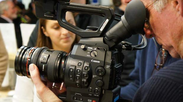 Canon C300