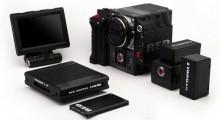SCARLET-X titanium Canon mount package
