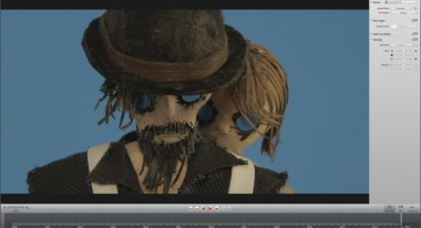 Animating using iStopMotion