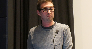 Director and co-writer Seth Worley