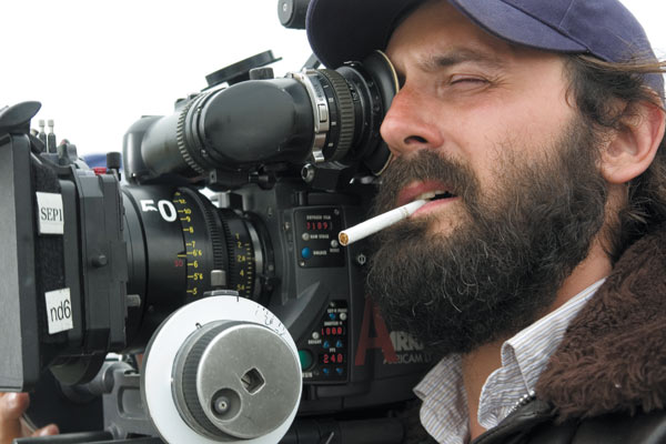 Director Guy Dupieux