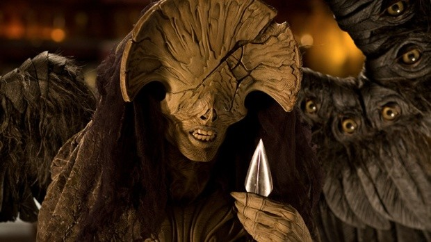 The Angel of Death from Hellboy II: The Golden Army.