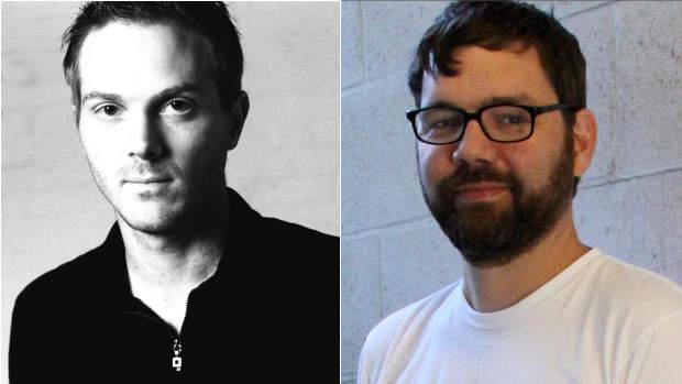 Dan Kern and Jay Van Hoy