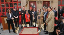 DCTV Ground Breaking