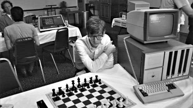 Computer Chess, featured in Science on Screen