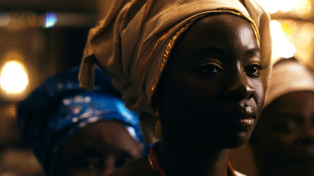Danai Gurira in Mother of George