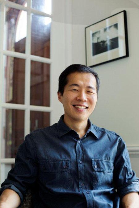 Lee Isaac Chung (Photo by: Valerie Chu)