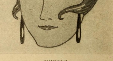 From Motion Picture Magazine, August 1917. Vamp used as a verb.