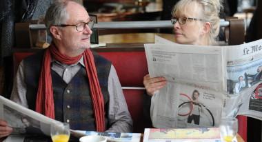 """""""Le Week-end:"""" Jim Broadbent, Lindsay Duncan"""