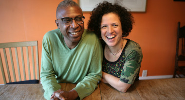 Joe Brewster and Michele Stephenson