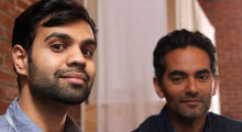 These Birds Walk directors Bassam Tariq and Omar Mullick (Photo by Ray Pride)