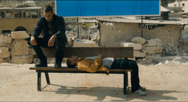 """Omar:"" Adam Bakri, Samer Bisharat"