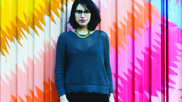 Desiree Akhavan, writer/director/star of Appropriate Behavior