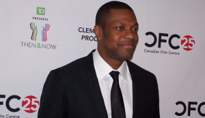 Chris Tucker in Toronto