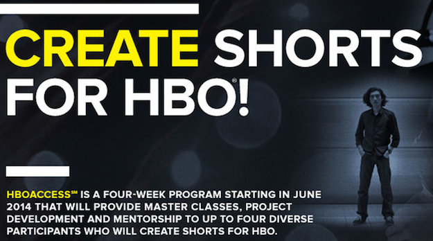 HBO Launches HBOAccess, A Short-Form Program for Diverse Filmmakers