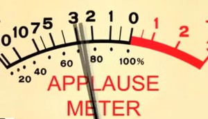 applause meter