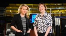 Dunham's SNL promo