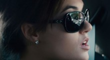 Sasha Grey in Soderbergh's 2009 The Girlfriend Experience