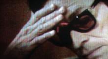 Willem Dafoe in Pasolini