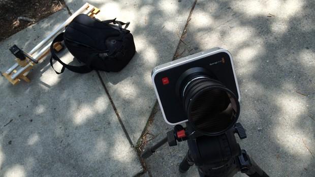 The Blackmagic Production Camera 4k