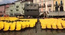 Piazza Grande shot