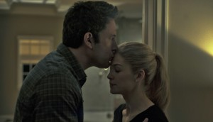 Ben Affleck and Rosamund Pike in Gone Girl (Photo courtesy of 20th Century Fox)