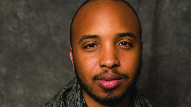 Justin Simien (Photo by Henny Garfunkel)