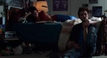 Shailene Woodley and Shiloh Fernandez in White Bird in a Blizzard