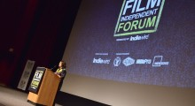 Jill Solloway at the Film Independent Film Forum. (Photo: Araya Diaz/WireImage)