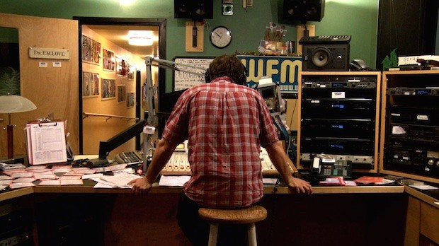 WFMU's Dave the Spazz in Sex and Broadcasting