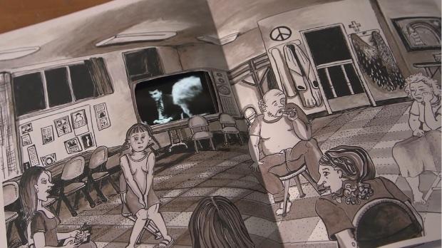 The Dandelion King, demo screenshot from POV Hackathon 7. (Courtesy POV/American Documentary, Inc.)