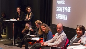 Pitching Off Screen Off Record at CPH:FORUM