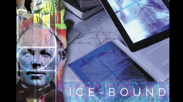 Aaron Reed and Jacob Garbe's Ice-Bound: A Novel of Reconfiguration (Photo courtesy of Aaron Reed and Jacob Garbe)