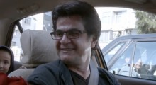 Jafar Panahi in Taxi