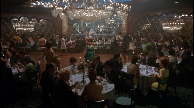 The Copacabana Club in Goodfellas