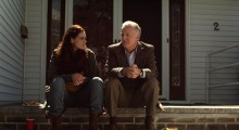 Kelsey Lynn Stokes and Reed Birney in Jeff Lipsky's Mad Women