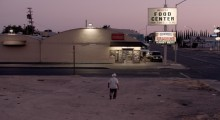 A still from Lupe Under the Sun, Reyes' narrative project