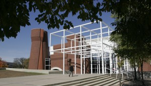 The Wexner Center for the Arts (Photo by Brad Feinknopf)