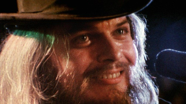 Leon Russell in A Poem is a Naked Person