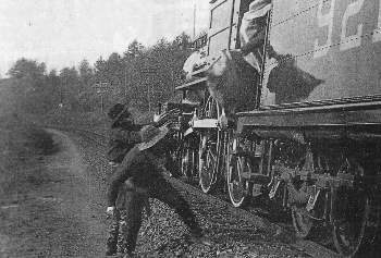the great train robbery 1903 Director edwin s porter created film history when he completed the 13 sequences for the great train robbery, released in 1903 but based on an 1896 story by scott marble.