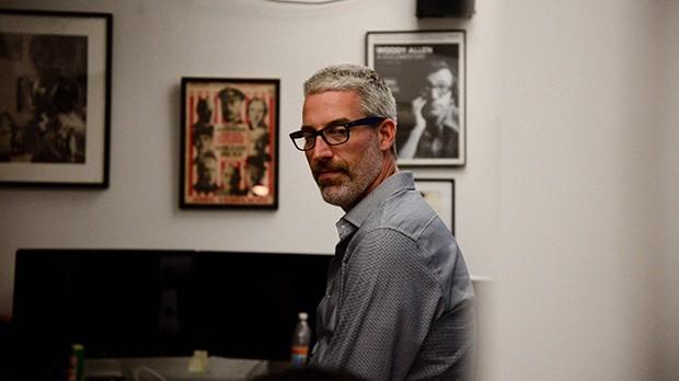 Mark Monroe (photo by Braden King)