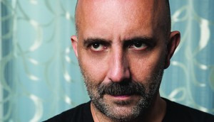 Gaspar Noé (Photo by Henny Garfunkel)