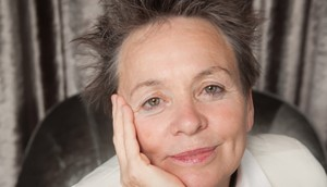 Laurie Anderson (Photo by Henny Garfunkel)