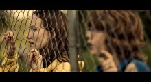 Olivia Wilde and Ty Simpkins in Meadowland