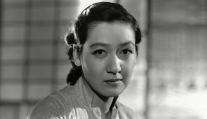 Setsuko Hara in Tokyo Story