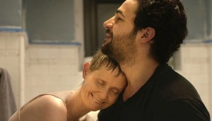 Cynthia Nixon and Christopher Abbott in James White