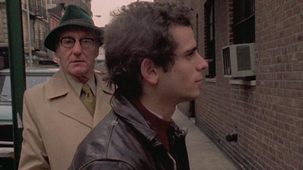 William Burroughs and Howard Brookner in Uncle Howard