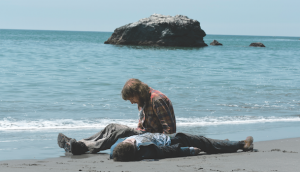 Paul Dano and Daniel Radcliffe in Swiss Army Man (Photo courtesy of Cinetic Media)
