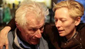 John Berger and Tilda Swinton